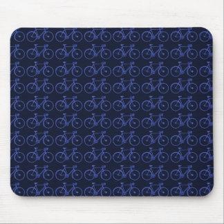 Tapis De Souris Vélos bleus multiples
