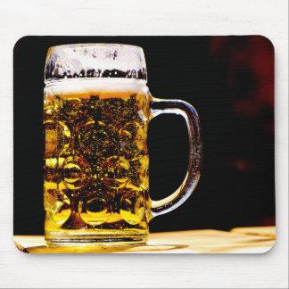 Tapis De Souris Verre de bière