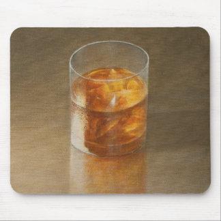 Tapis De Souris Verre de whiskey 2010