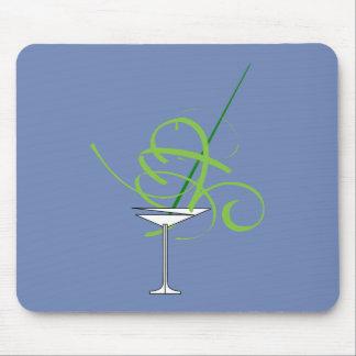 Tapis De Souris Verre Mousepad de Martini