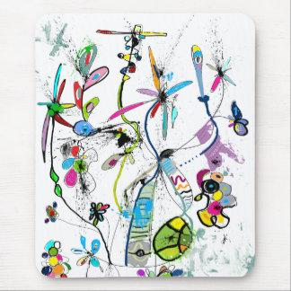 Tapis de souris vertical Alice's Garden