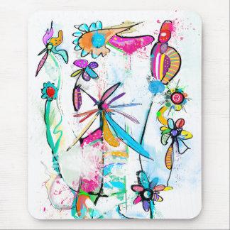 Tapis de souris vertical Alice's Garden II