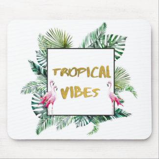 Tapis De Souris Vibraphone tropical