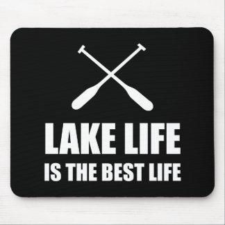 Tapis De Souris Vie de la vie de lac la meilleure