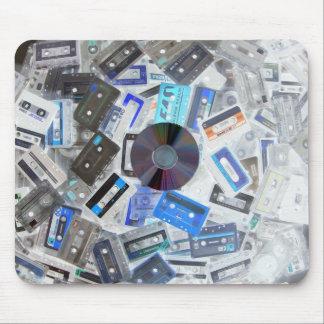 Tapis De Souris Vieilles cassettes