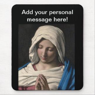 Tapis De Souris Vierge Marie/Virgen Maria