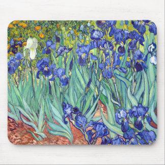Tapis De Souris Vincent van Gogh 1889 iris