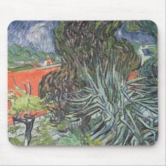 Tapis De Souris Vincent van Gogh | le jardin de docteur Gachet