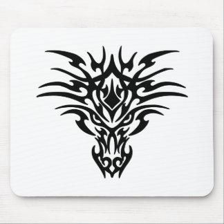 Tapis De Souris Visage-Dragon-Tatouage