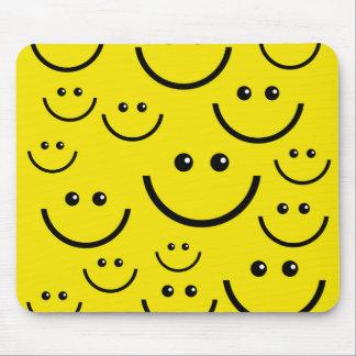 Tapis De Souris Visage souriant souriant !