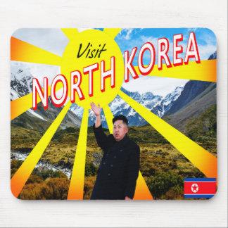 Tapis De Souris Visite Corée du Nord
