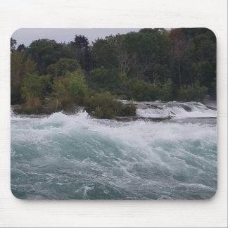 Tapis De Souris Visite touristique aux chutes du Niagara