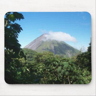 Tapis De Souris volcan d'arenal