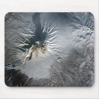 Tapis De Souris Volcan de Shiveluch en Russie