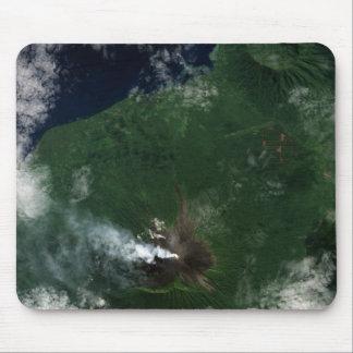 Tapis De Souris Volcan d'Ulawun de sommet de New Britain
