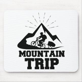 Tapis De Souris Voyage de montagne