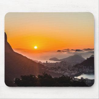 Tapis De Souris Vue Chinesa, Rio de Janeiro, Brésil