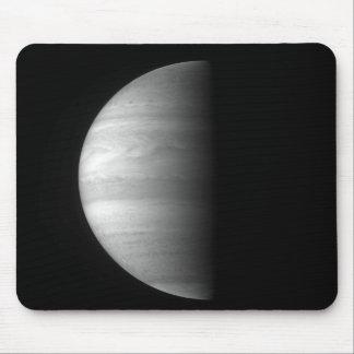 Tapis De Souris Vue en gros plan de la planète Jupiter