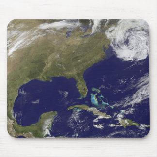Tapis De Souris Vue satellite de la Côte Est des Etats-Unis