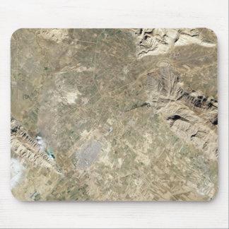 Tapis De Souris Vue satellite de Persepolis