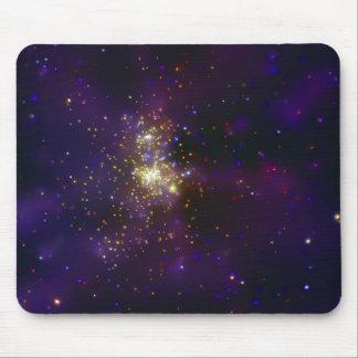Tapis De Souris Westerlund 2, un jeune groupe d'étoile