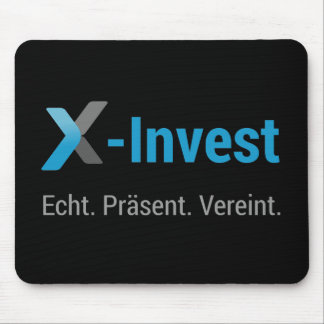 Tapis De Souris X-Invest
