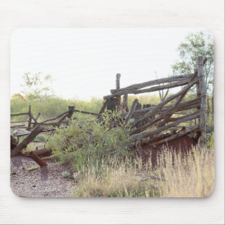 Tapis De Souris Yard de bétail d'Australien à l'intérieur