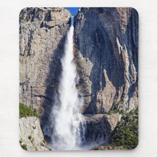 Tapis De Souris Yosemite Falls supérieur - Mousepad