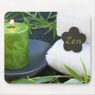Tapis de souris zen