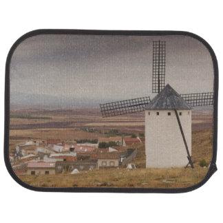 Tapis De Voiture Campo de Criptana, moulins à vent antiques 4 de