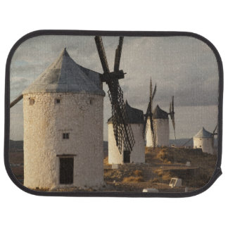 Tapis De Voiture Consuegra, moulins à vent antiques 6 de Mancha de