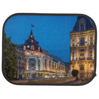 Tapis De Voiture Crépuscule au Bazar de l'Hotel de Ville