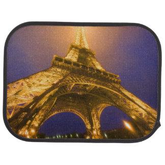 Tapis De Voiture La France, Paris. Recherche de la base d'Eiffel