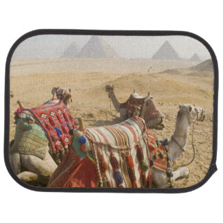 Tapis De Voiture L'Egypte, le Caire. Regard fixe de repos de