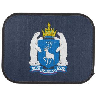 Tapis De Voiture Manteau des bras de Yamal-Nenetsia