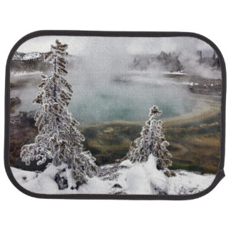 Tapis De Voiture Milou Yellowstone