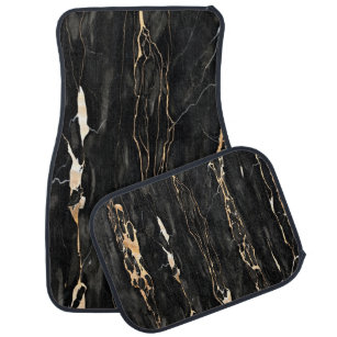 tapis de sol motif marbre de pour voiture. Black Bedroom Furniture Sets. Home Design Ideas