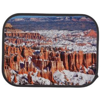 Tapis De Voiture Parc national de canyon de Bryce