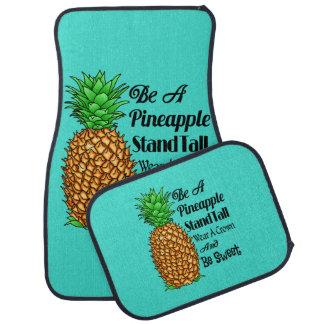 Tapis De Voiture Soyez un usage grand de support d'ananas qu'une