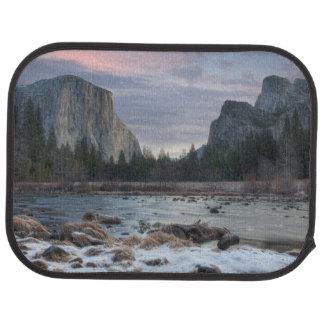 Tapis De Voiture Vallée de Yosemite