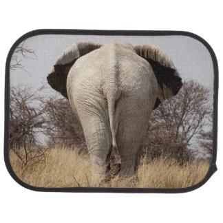 Tapis De Voiture Vue arrière d'éléphant