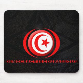 Tapis Tunisian Democracy Tapis De Souris