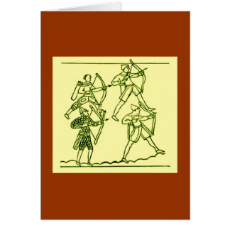 Tapisserie de Bayeux Cartes De Vœux