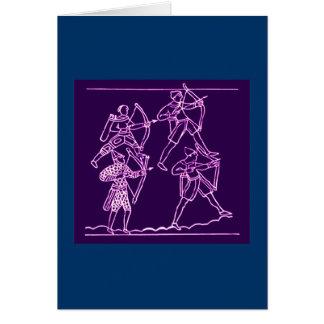 Tapisserie de Bayeux Carte De Vœux
