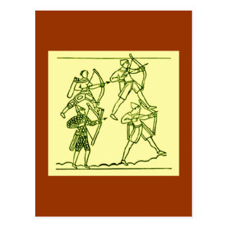 Tapisserie de Bayeux Cartes Postales