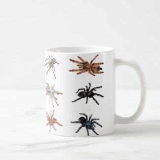 tarentules mug