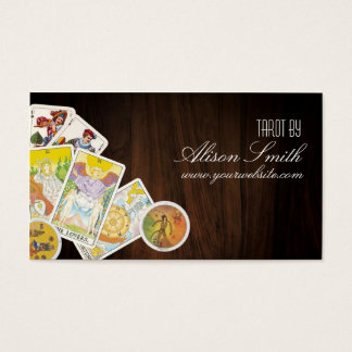 Tarot Business Cards Cartes De Visite