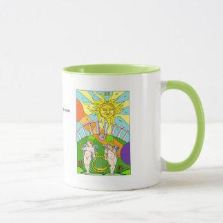 Tarot de la tasse de Sephiroth Sun