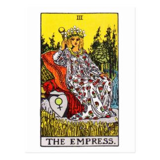 tarot-impératrice cartes postales