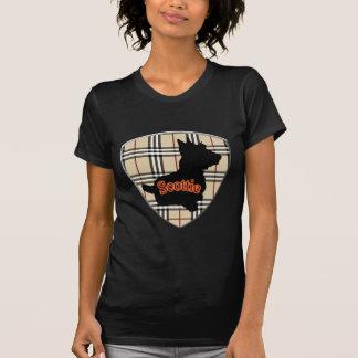 Tartan bronzage t-shirt